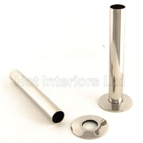 Polished Nickel Sleeving Kit (pair)