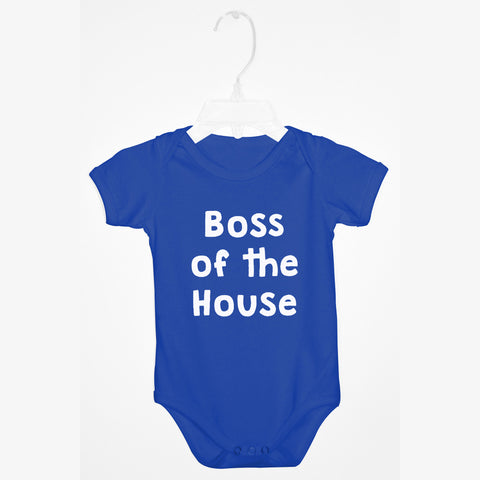 Boss of the House