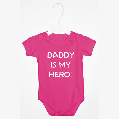 Daddy is my Hero!