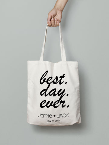 Tote Bag - Best Day Ever