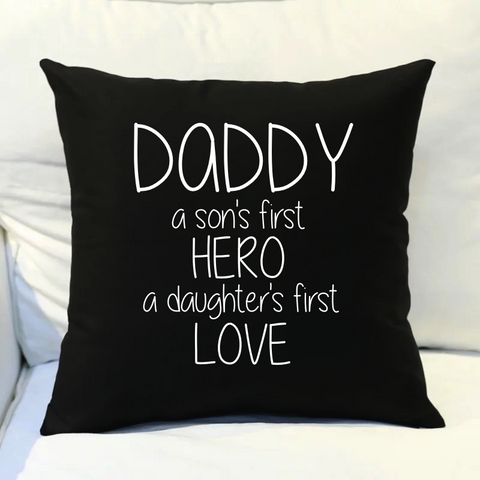 Cushion - Daddy Hero