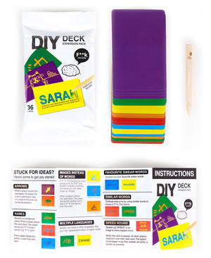 DIY deck – expansion pack
