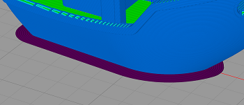 What is a 3D Printing Raft, Brim or Skirt - Why and How to Use Them