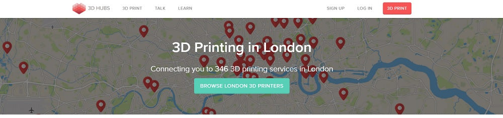 3DHubs London