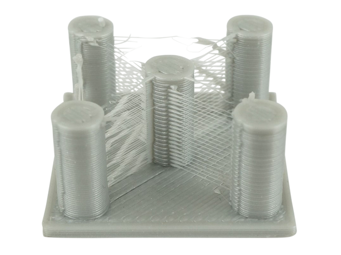 Prints Pillowing, 3D Printer Stringing