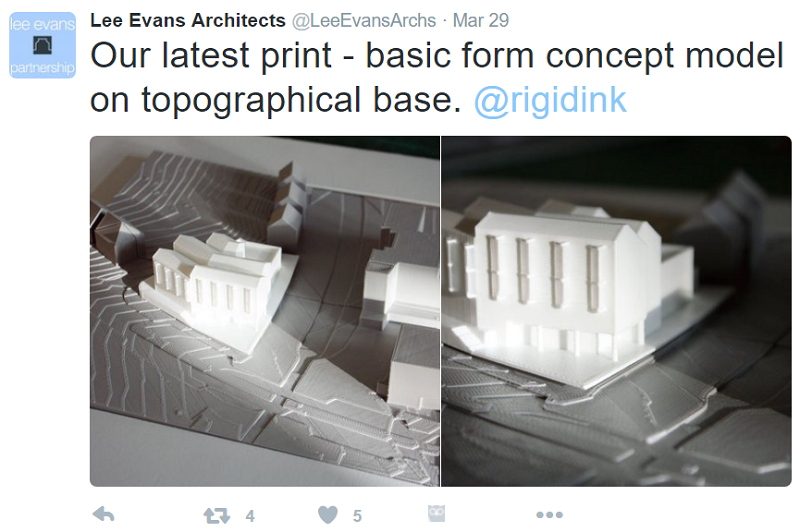 Architects 3D Printing