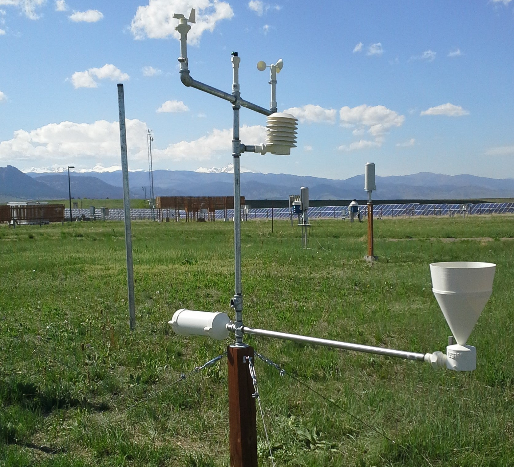 ASA Weather Station