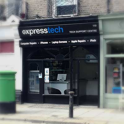 expresstech Address