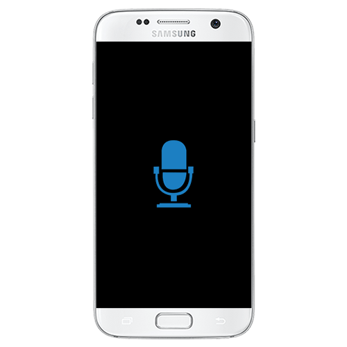 Galaxy S7 - Microphone