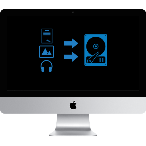 iMac Slim - Back-Up Service