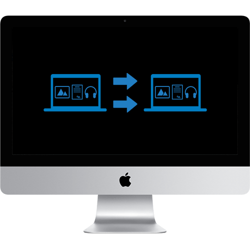 iMac Slim - Data Transfer