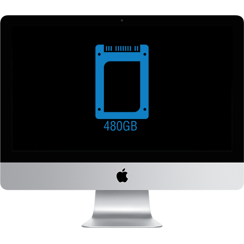 iMac Slim - SSD Upgrade
