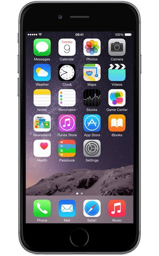 iPhone 6 | 64 GB | Space Grey