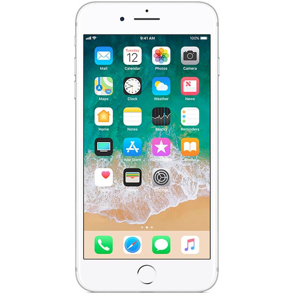 iPhone 6S | SIM-Free Smartphone | Silver 16GB (Renewed)