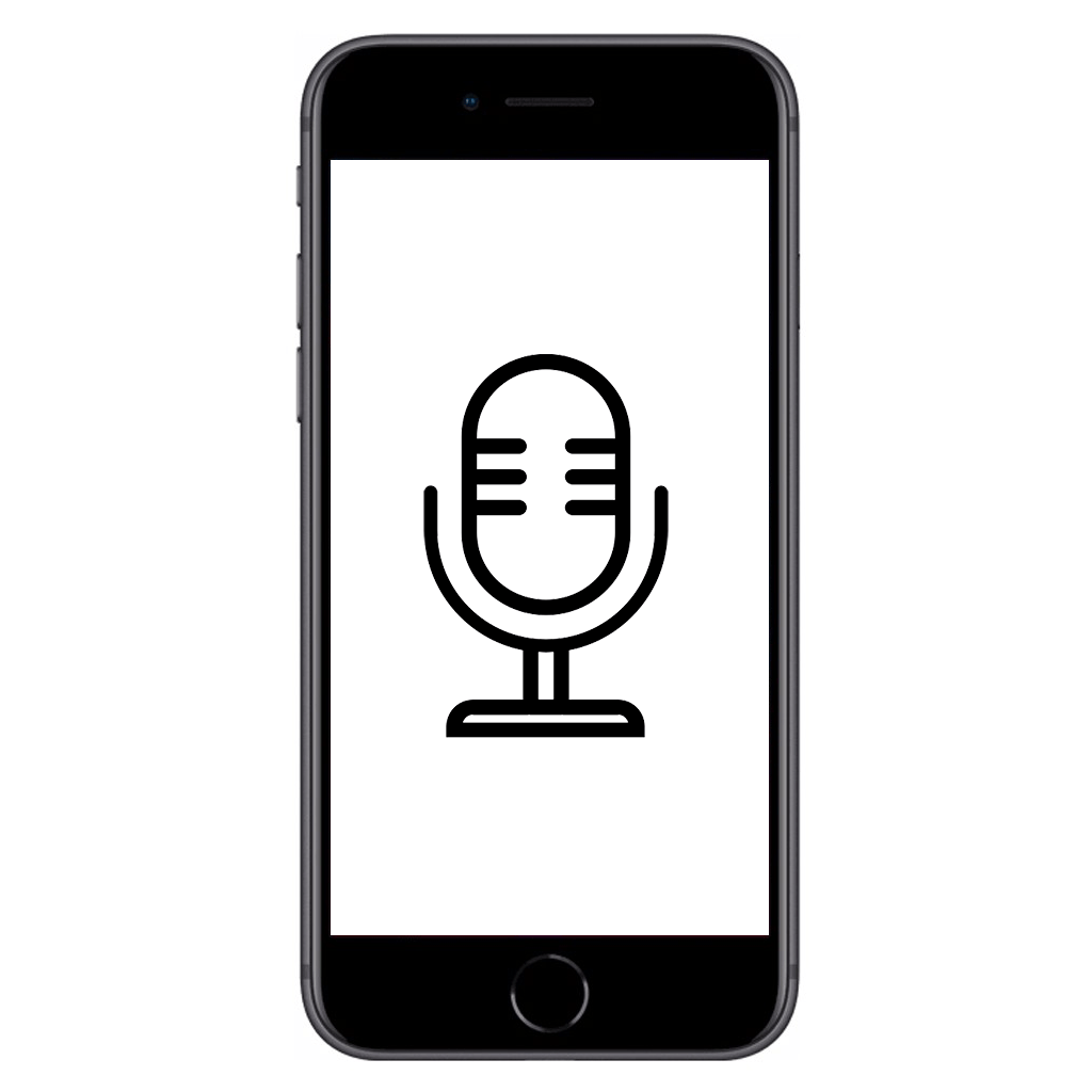 iPhone 7 - Microphone