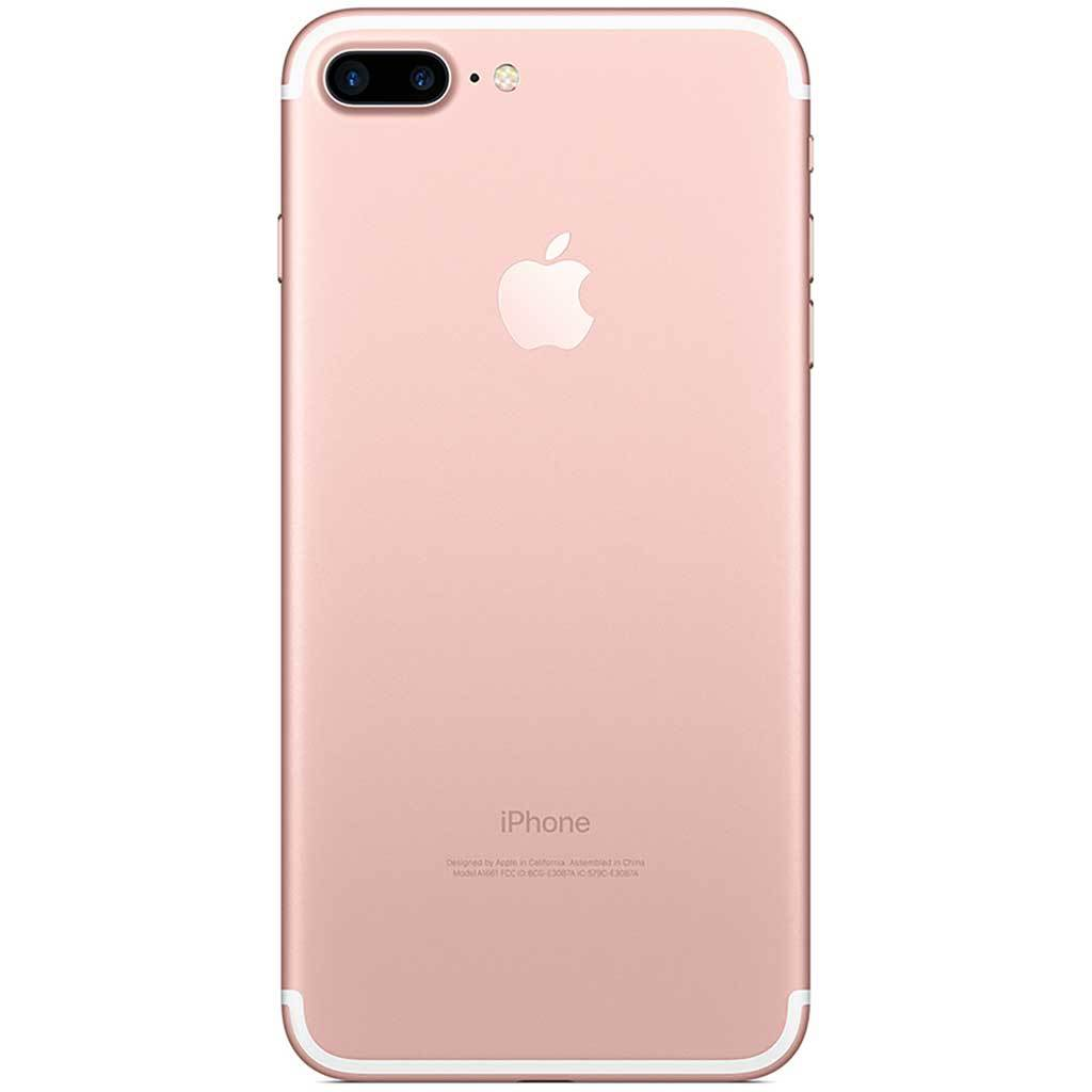 iPhone 7 | SIM-Free Smartphone | Rose Gold 32GB (Renewed)