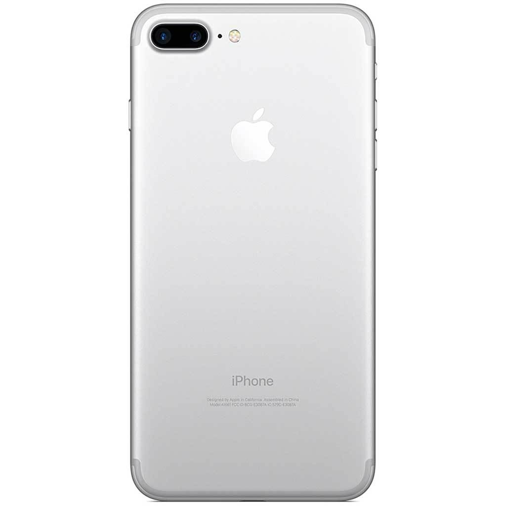 iPhone 7 | SIM-Free Smartphone | Silver 32GB (Renewed)