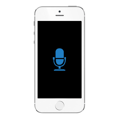 iPhone SE - Microphone