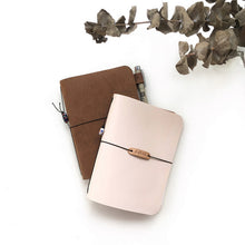 diykl fauxdori travelers notebook leather workshop