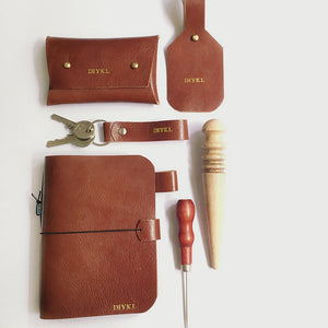 23 March 2019: Introduction to Leathercraft Workshop (The Raintree Club)