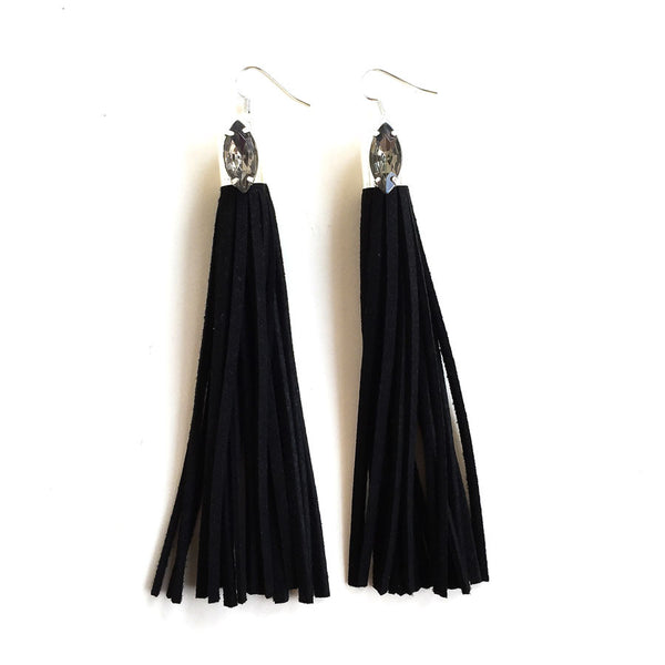 DIYKL RUMI Faux Suede Tassel Earrings Kit