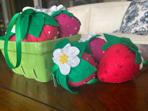 Handmade Strawberries