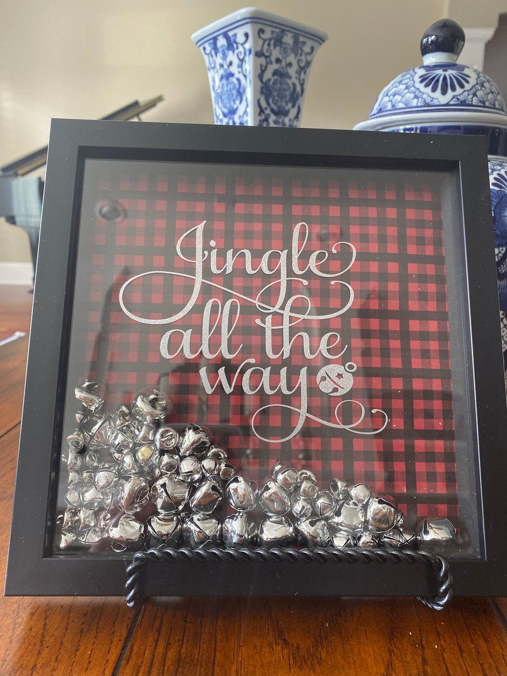 Jingle All The Way Shadowbox