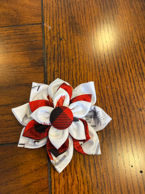 Phoebe's Buffalo Plaid Hairbow