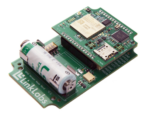 LTE-M Launch kit + additional sensor board (TBD)