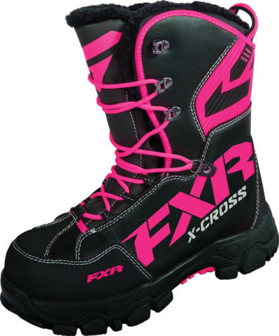 FOOTWEAR LADIES FXR XCROSS BOOT