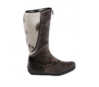 "SEAL BOOT 18"" CALF URBAN BOOT  - SHEEP WOOL LINING"