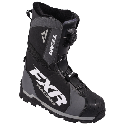 FOOTWEAR MENS FXR TEAM BOOT BOA BLACK
