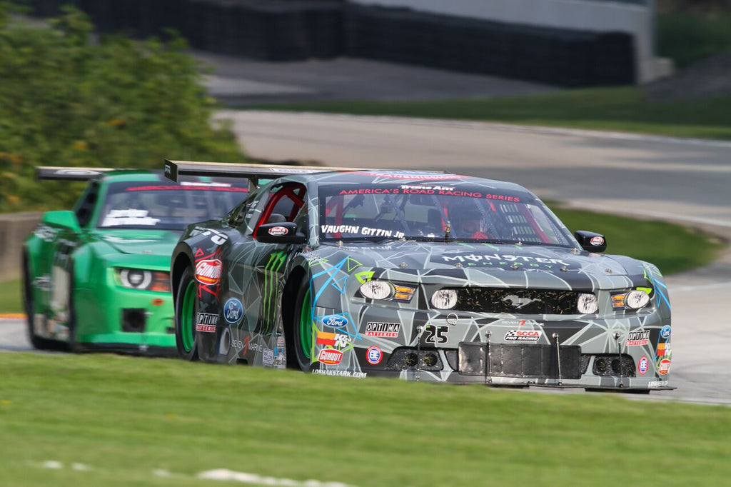 Vaughn Gittin Jr Trans Am Race