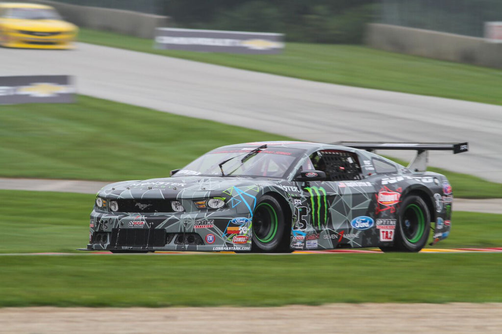 TransAm Series Vaughn Gittin Jr Monster Energy Mustang