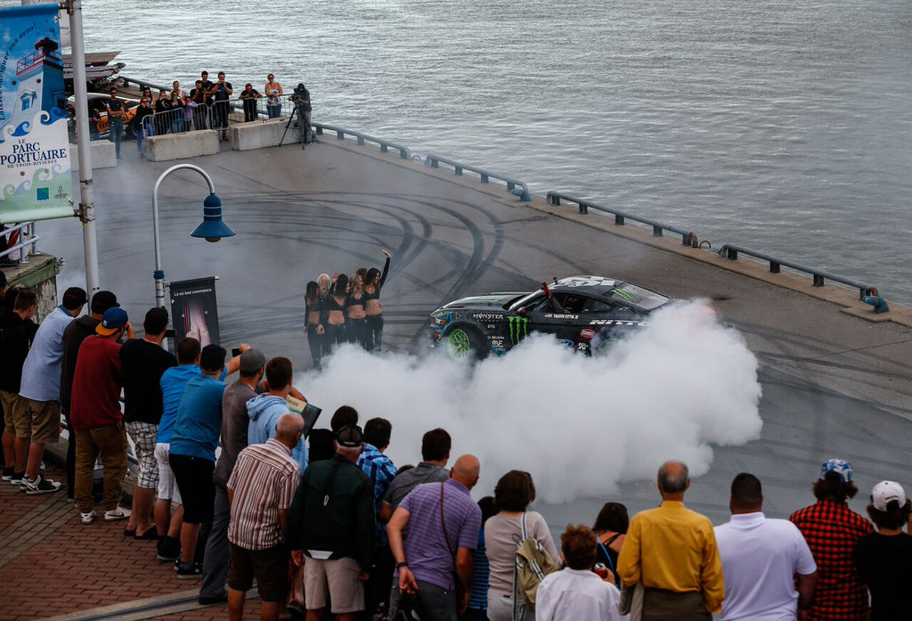 GP3R Vaughn Gittin Jr