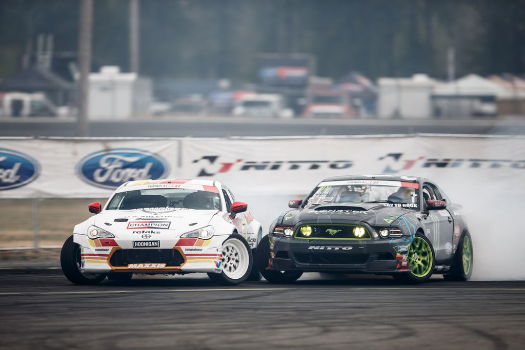 Vaughn Gittin Jr VS. Ryan Tuerck Formula Drift