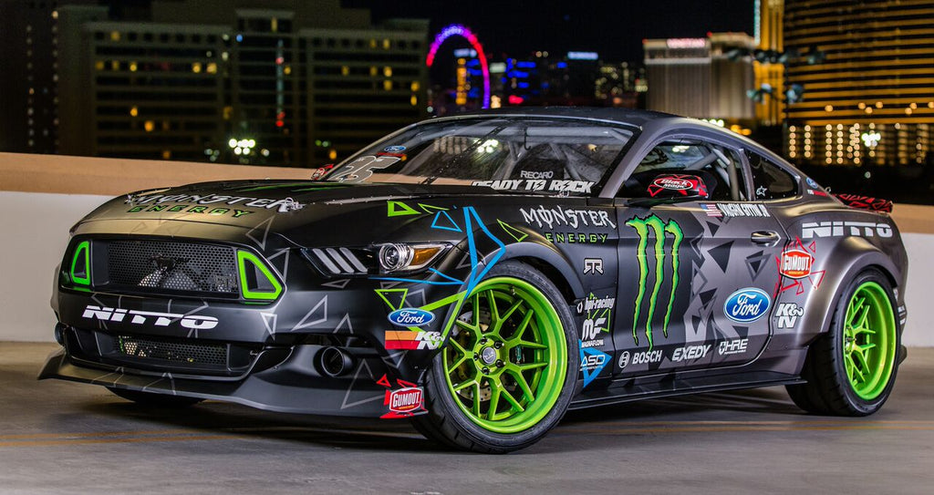2016 Monster Energy Nitto Tire Ford Mustang RTR