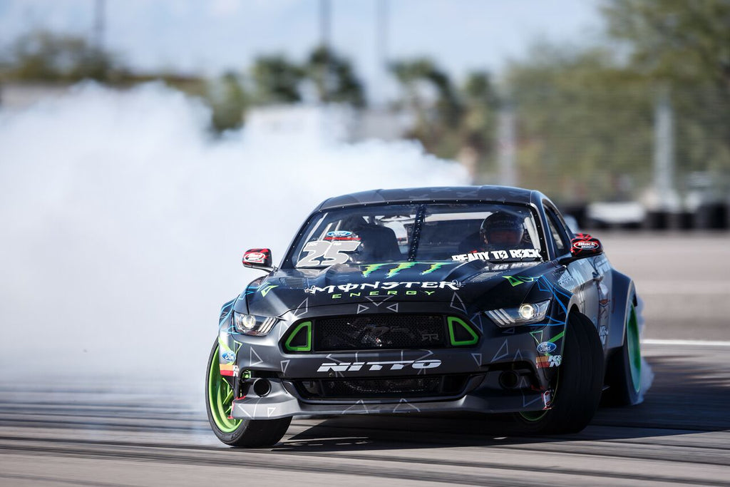 2015 Monster Energy Nitto Tire Ford Mustang RTR
