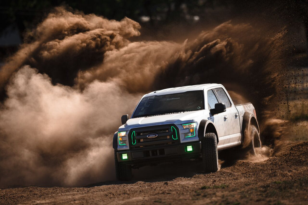 #UltimateFunHaver Ford F150 RTR Vaughn Gittin Jr