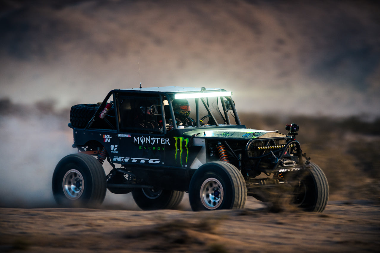 Vaughn Gittin Jr Monster Energy King of the Hammers
