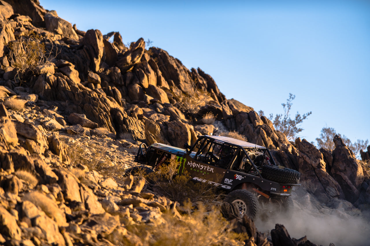 King of the Hammers Vaughn Gittin Jr
