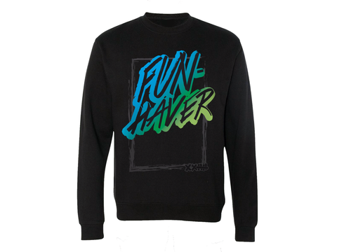 Vaughn Gittin Jr. Fun-Haver Crew Neck - Vaughn Gittin Jr. Official Gear Store