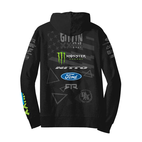 2016 Vaughn Gittin Jr. Official Team Hoodie - Vaughn Gittin Jr. Official Gear Store - 1