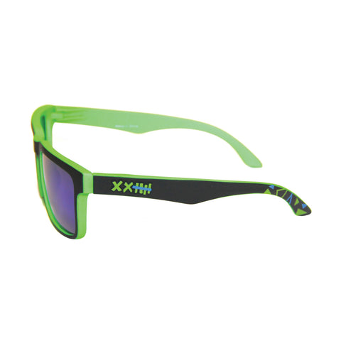 Vaughn Gittin Jr. Signature Sunglasses Green/Black/Green