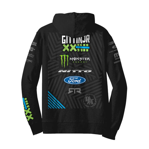 2017 Vaughn Gittin Jr. Official Team Hoodie