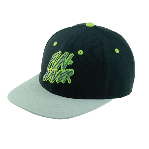 VGJR Fun-Haver Snap Back Hat - Vaughn Gittin Jr. Official Gear Store - 1