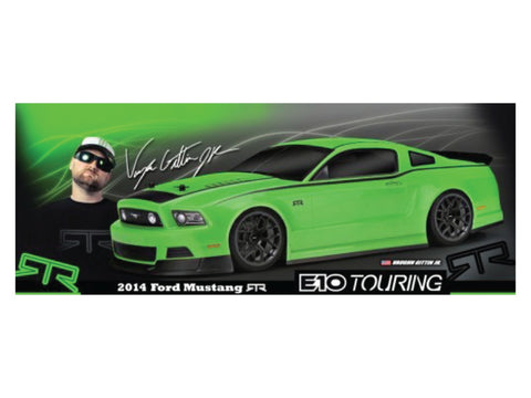E10 2014 FORD MUSTANG RTR - Vaughn Gittin Jr. Official Gear Store - 1