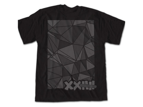 Vaughn Gittin Jr. Black Triangle Tee - Vaughn Gittin Jr. Official Gear Store - 1