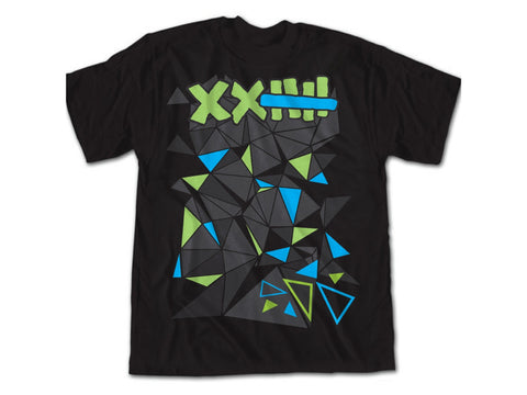 Vaughn Gittin Jr. XX5 Color Triangle Tee - Vaughn Gittin Jr. Official Gear Store - 1