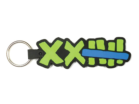 XX5 Keychain - Vaughn Gittin Jr. Official Gear Store